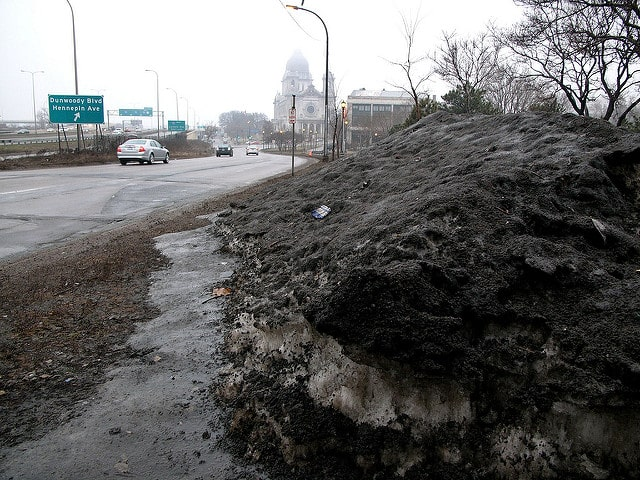 giant-snoal-pile-soil-pollution