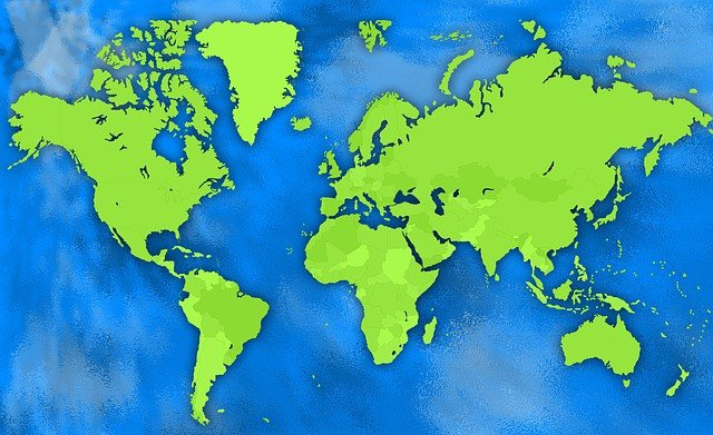 What are the 7 Continents of the World? - List of the Seven ...