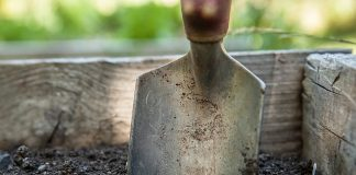 garden-spade-soil-gardening-work