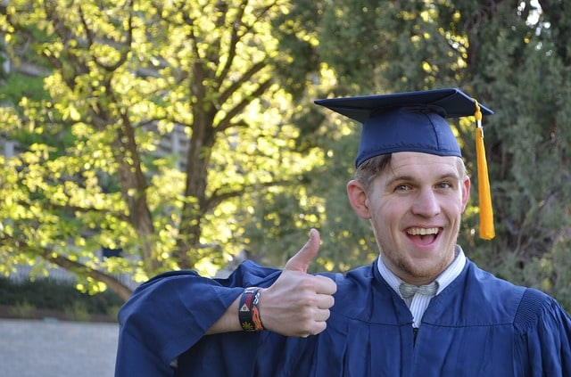 graduation-man-cap-gown-education
