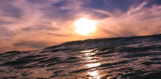 dawn-dusk-nature-ocean-sea