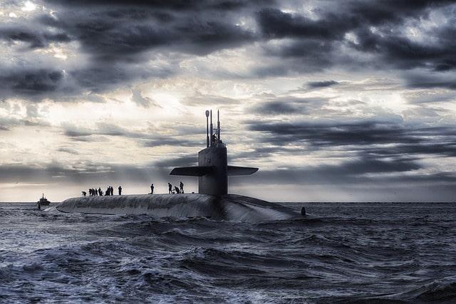 submarine-boat-sea-ocean-water