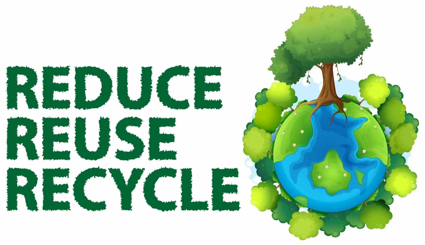 The importance of recycling to the environment earth eclipse reduce reuse recycle buycottarizona Image collections