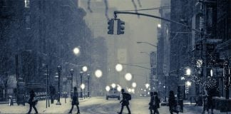 city-winter-snow-blizzard-people