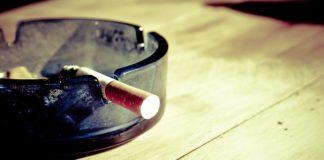 cigarette smoking smoke ash