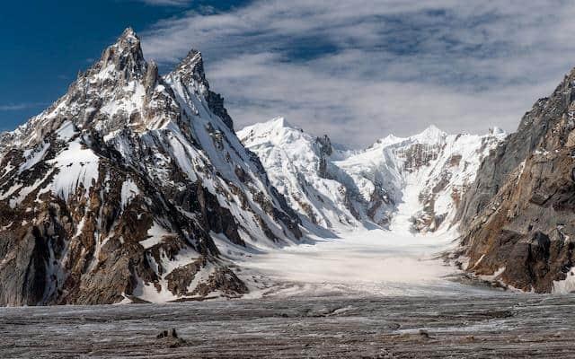 Biafo-Glacier