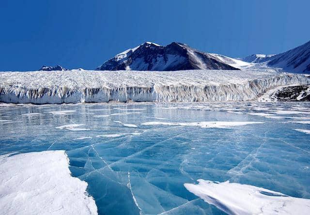 Canada-Glacier-Antarctica