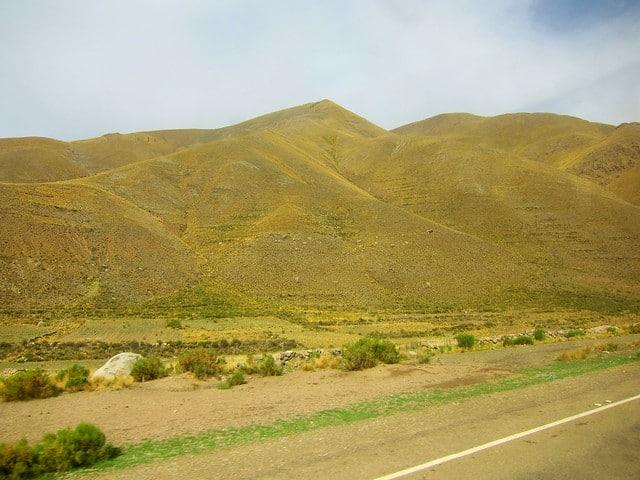 Altiplano Plateau