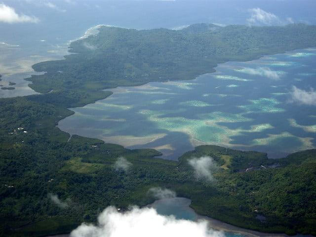 Chuuk Lagoon, Micronesia